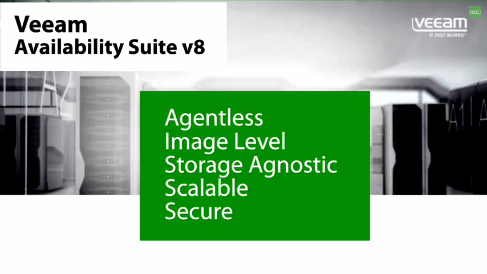 Encryption Has Arrived in Veeam Availability Suite v8