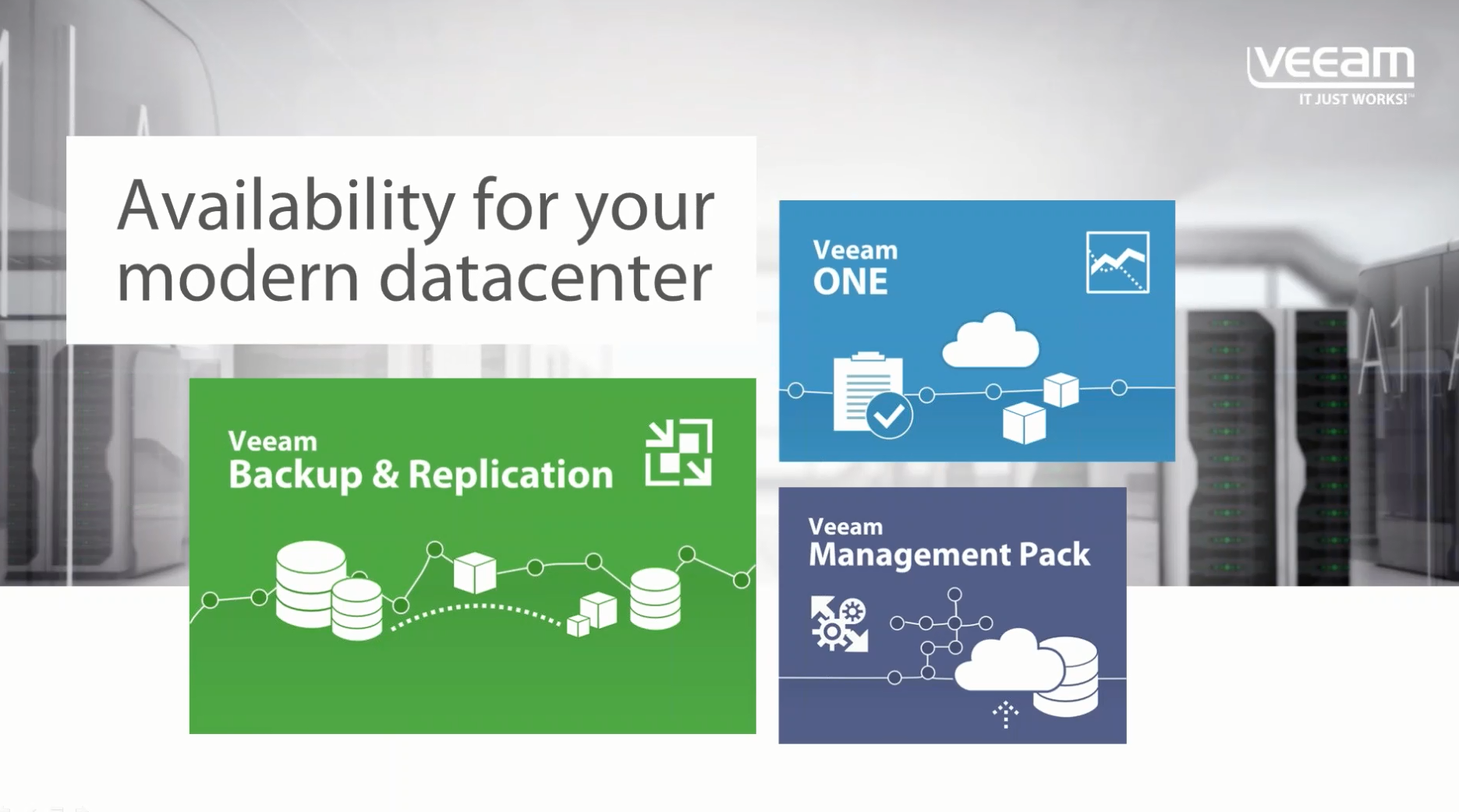 Veeam Cloud Connect: Faster, Easier Cloud Backup