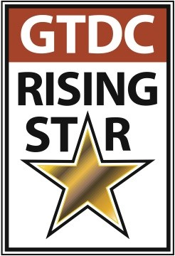 2014 European 'Rising Star' Award, Gold level