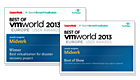 Best of VMworld Europe 2013 – User awards