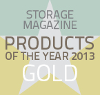 2013 Product of the Year by Storage Magazine-SearchStorage.com