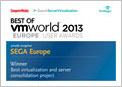 Best of VMworld Europe 2013 – Prix utilisateurs