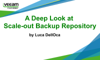 White Paper - A Deep Look at Scale-out Backup Repository