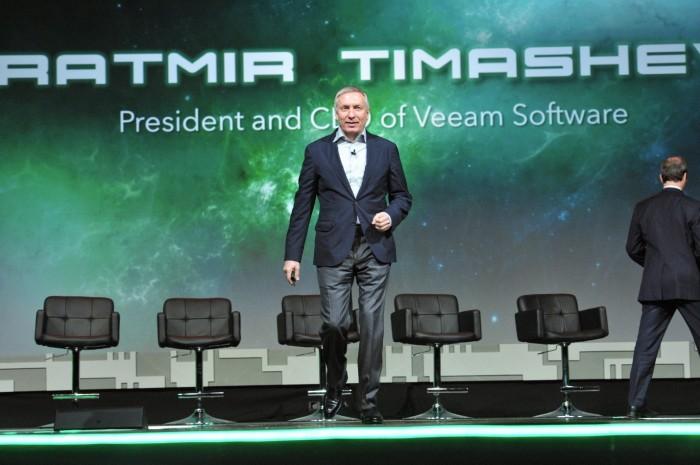 VeeamON 2015 Recap – Day One - Ratmir Timashev