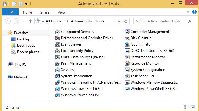 Windows 8.1 RSAT not installed