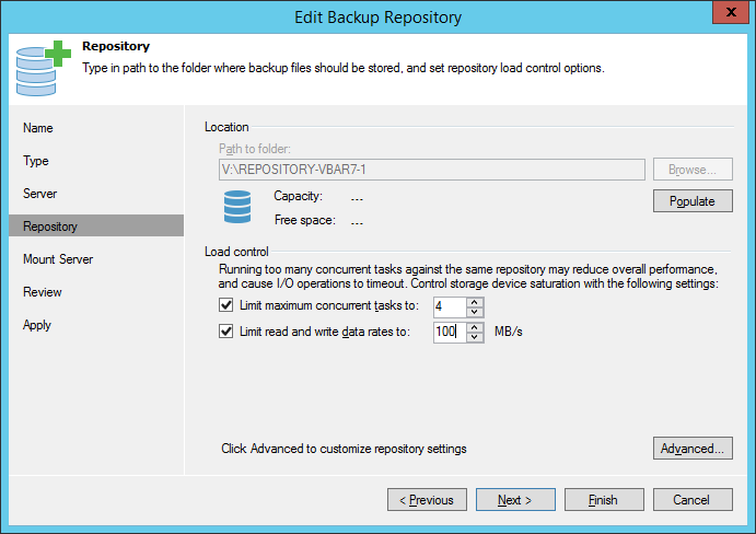 Best practices for VMware Backup Proxies