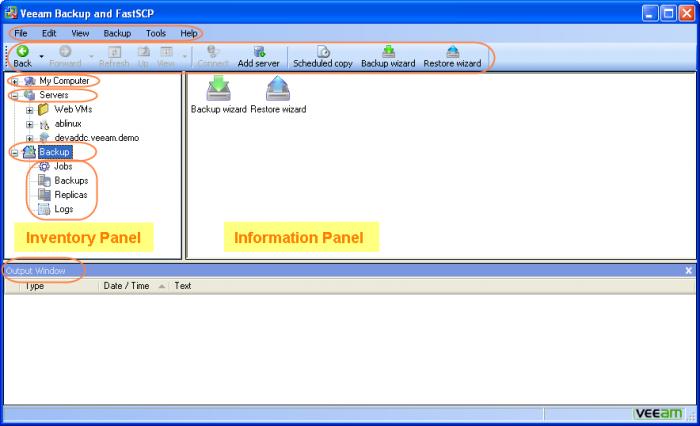 Veeam Backup & Replication v1