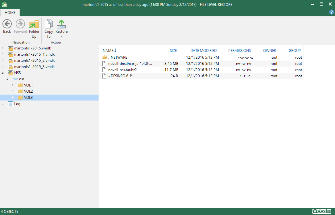 Veeam enhances Novell and SUSE Linux support