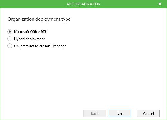 Veeam Backup for Microsoft Office 365 1.5