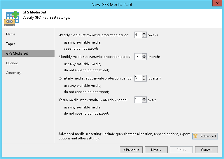 Best practices from Veeam support on using tape