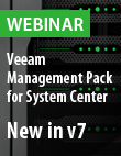 See what's new in Veeam Management Pack v7!