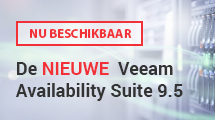 De NIEUWE Veeam Availability Suite 9.5