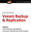 Análisis de ESG Lab: Veeam Backup & Replication