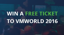 VMworld 2016 is coming!