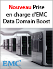 Veeam intègre EMC Data Domain Boost