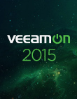 VeeamON 2015 registration is now open!