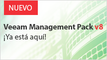 NUEVO Veeam Management Pack v8 para System Center