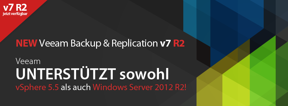 support vsphere 5.5 windows server 2012 R2
