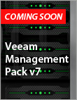 Presto disponibile Veeam Management Pack v7