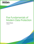 Five Fundamentals of Modern Data Protection