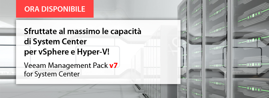 Veeam Management Pack v7