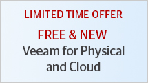 Get more protection from Veeam - for FREE!