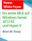 Windows Server 2012 R2 und Hyper-V