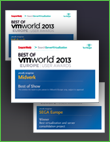 Best of VMworld Europe 2013 Awards