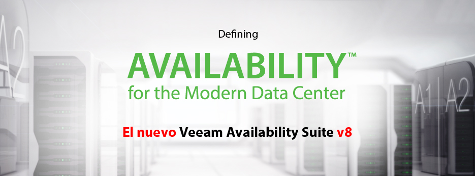 Definiendo la Disponibilidad para el Modern Data Center