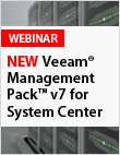 Coming soon: Veeam Management Pack v7