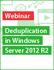 Interested in deduplication?
