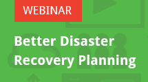 Better Disaster Recovery Planning with Veeam Replication Enhancements