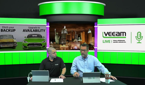Top 10 Unknown, Cool Features of Veeam Availability Suite v9