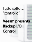 Veeam presenta Backup I/O Control!