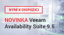 NOVINKA Veeam Availability Suite 9.5