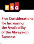 ESG Study: Veeam beats Legacy Backup