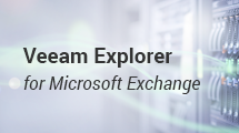eDiscovery enhancements for Exchange in NEW Veeam Availability Suite 9.5