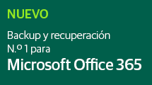 Veeam Backup para Microsoft Office 365