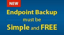 Veeam® Endpoint Backup™ FREE