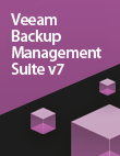 Veeam Backup Management Suite v7
