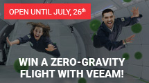 Reach new heights with Veeam