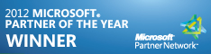 VEEAM WINS 2012 MICROSOFT MANAGEMENT AND VIRTUALIZATION PARTNER OF THE YEAR