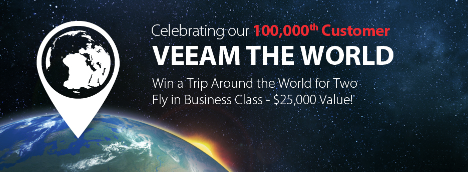 Veeam the world