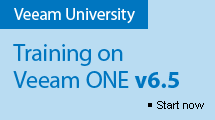 Veeam online training