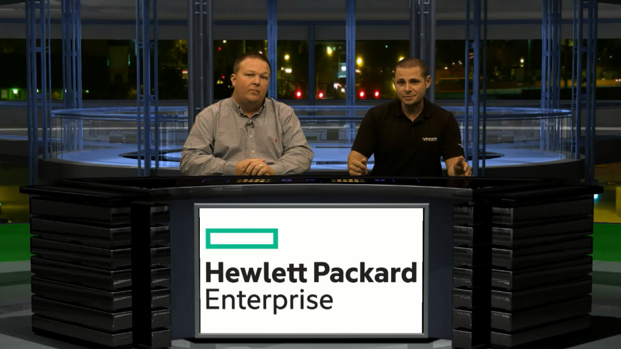Increase Backup Performance with Veeam & HPE StoreOnce Catalyst