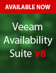 Veeam Availability Suite v8 esta aqui!