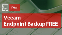 Register to get your Veeam Endpoint Backup FREE Beta!