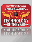2014年InfoWorld Technology of the Year