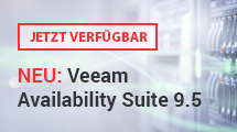 NEU: Veeam Availability Suite 9.5