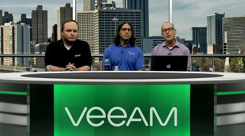 Simplified Cloud Data Protection with Veeam and iland